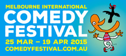 Jennifer Wong: Living in the Pasta - 2015 Melbourne International Comedy Festival