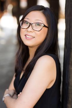 Jennifer Wong - comedian and writer