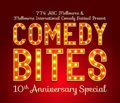 ABC 774 Melbourne: Comedy Bites at the Melbourne International Comedy Festival