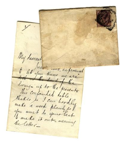 Letter from Letters of Complaint at Late Night Library